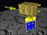 Penetrator mission (SSTL)
