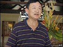 Thaksin Shinawatra - archive picture