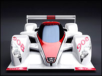 The new Peugeot 908 diesel HDi