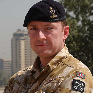 Lt Col Ade Clewlow