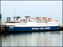 Swansea Cork Ferries