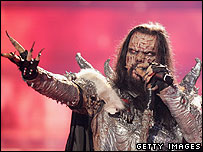 Lordi singer