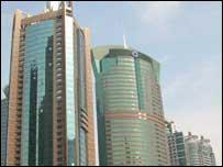 skyscrapers, China