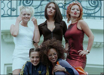 Spice Girls at the Cannes Film Festival