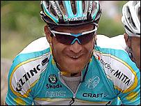 German rider Matthias Kessler