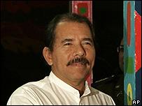 Daniel Ortega, presidente electo de Nicaragua