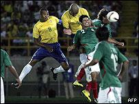 Partido Brasil M�xico