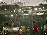 Panor�mica de Guant�namo