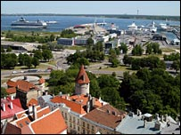Central Tallinn