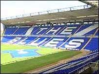BCFC's ground, St Andrews