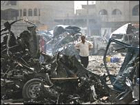 Baghdad bomb