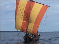Viking Ship   Image: BBC