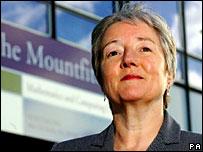 Mountfitchet's head, Jo Mullis