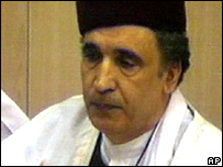 Abdelbaset Ali Mohmed al-Megrahi