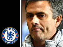 Blues boss Jose Mourinho