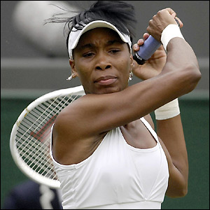 Venus Williams makes round three with little fuss