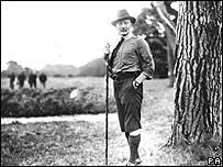 Lord Robert Baden Powell