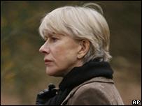 Helen Mirren as Detective Superintendent Jane Tennison