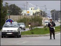 وقعت المواجهة في احدة ضواحي تونس الجنوبية