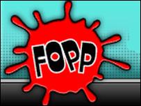 Fopp logo