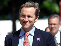 Culture Secretary James Purnell