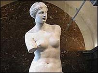En otro estudio, Singh midió las caderas y cinturas de centenares de estatuas.