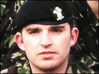 Corporal Paul Joszko