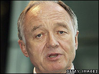 Mayor of London Ken Livingstone