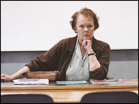 Judi Dench in Notes on a Scandal
