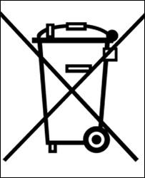 WEEE Directive symbol