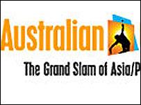 Logotipo del Abierto de Australia