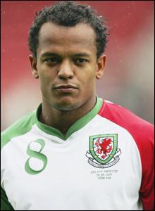 Robert Earnshaw has won 23 caps for Wales