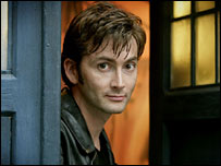 David Tennant, star of Doctor Who
