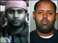Mohammed Sidique Khan and Muktar Ibrahim