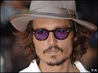 Depp fundó su productora, Infinitum Nihil, en 2004.