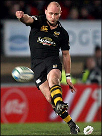 Wasps fly-half Alex King