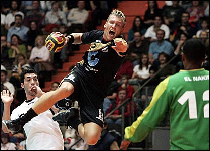 balonmano handball Kaufmann