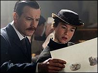 Ewan McGregor and Rene Zellweger star in Miss Potter