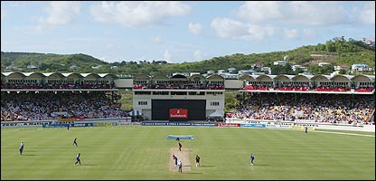 Beausejour Cricket Ground, St Lucia