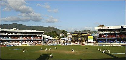 Queen's Park Oval, Trinidad