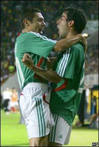Nery Castillo y Ramón Morales