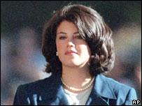 Monica Lewinsky (file picture, 1998)
