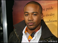 Stomp the Yard star Columbus Short