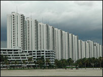 Muang Thong Thani development