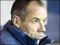 Paul Le Guen left Rangers after just seven months