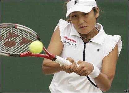 Japan's Akiko Morigami