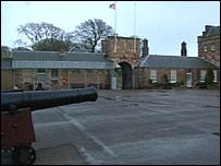 Berwick Barracks