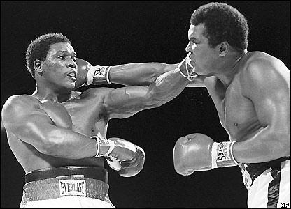 Ali fights Trevor Berbick
