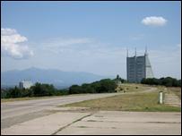 Gabala radar station