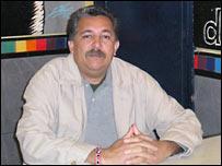 Luciano Enrique Romero Molina in a file photo: (Photo: Amnesty International)